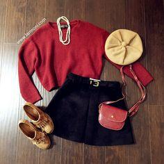 Soft Comfy Crop Sweater