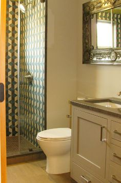 LS Residence - Westlake, Austin Tx - contemporary - bathroom - austin - Blue Horse Building & Design