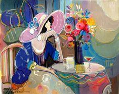 Il mondo di Mary Antony: Isaac Maimon - Le parigine al Café Arte Judaica, Images D'art, Cafe Art, Jewish Art, Illustrations And Posters, Female Art, Art Pictures, New Art, Illustration Art