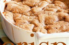 Tartine's Apple Crisp — Punchfork
