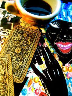 Samba Tarot  by Leonardo Chioda, 2009