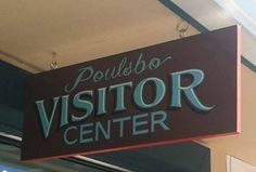 New Poulsbo Visitor's Center