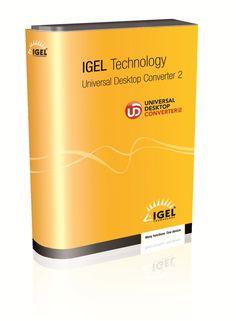 IGEL UDC2 software