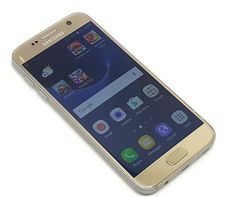 US Cellular Samsung Galaxy S7 Gold 32GB Clean ESN Smartphone Android Phone #9369 #Samsung #Smartphone