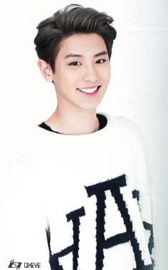 Chanyeol - Official EXO-L Japan Book this smile just kill me Chanyeol Cute, Park Chanyeol Exo, Kyungsoo, Boy Celebrities, Exo Korean, Idole, Kim Minseok, Do Kyung Soo, Kpop