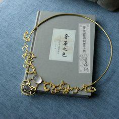 【青荷記】明式 純銀鑲嵌水沫玉手工項圈 海水紋瓔珞【錦衣行】