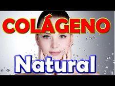 ❤ COLÁGENO, como producir de forma, NATURAL, Para Piel, Pelo, Uñas y Disminuir las ARRUGAS CONSEJOS - YouTube