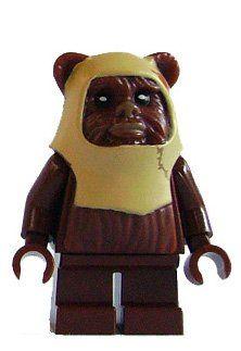 LEGO Ewok minifigure