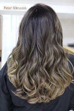 Hair Color Balayage, Hair Highlights, Ombre Hair, Down Hairstyles, Pretty Hairstyles, Hair Inspo, Hair Inspiration, Good Hair Day, Gorgeous Hair