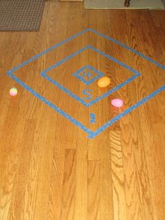 Bocce Eggs - and other Easter Games for Kids by ROCmomma #Easter, #Holidays, #EasterGamesForKids