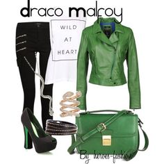 Draco Malfoy harry potter