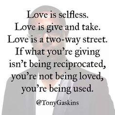 Tony Gaskins quote