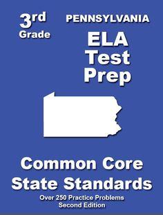 3rd Grade Pennsylvania Common Core ELA