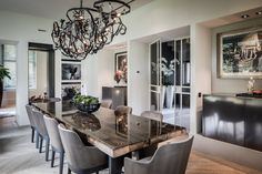The Netherlands / Bathmen / Private Residence / Dining Room / Avalon / Cravt / Kabaz Architects / Eric Kuster / Metropolitan Luxury
