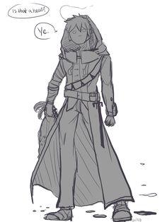 Destiny Warlock Sketch by Destiny Warlock, Destiny Bungie, Destiny Comic, Destiny Game, Armor Concept, Concept Art, Character Concept, Character Art, Star Wars Episode Iv