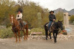 Welcome to Spanish Trail Outfitters - Now 2 locations to serve you in Tucson, AZ!  Leisurely ride through the Sonoran Desert and mountain foothills! Suitable for both the novice and experienced!