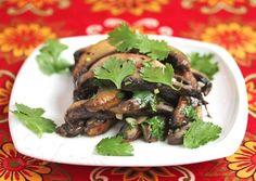 POWER FOOD: Marinated Portobello Mushrooms via Jeanette's Healthy Living #powerfood
