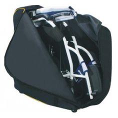 Karma Healthcare Wheelchair Travel Bag is optional with the Karma Healthcare KM-2500 Premium Wheelchair and Karma Healthcare Ergo Lite KM-2501 Ergonomic Wheelchair.