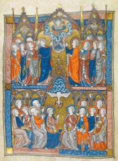 Somme le Roi, MS 28162, Fol 002v, ~1290-1300, France