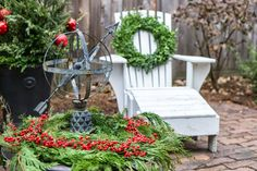 Geneva Christmas House Tour 2014  5th and state blog
