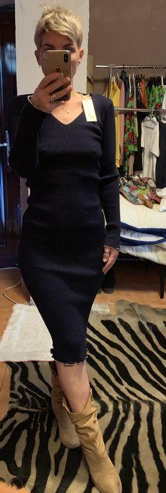 Peplum Dress, Sweaters, Dresses, Fashion, Vestidos, Moda, Fashion Styles, Sweater, Dress