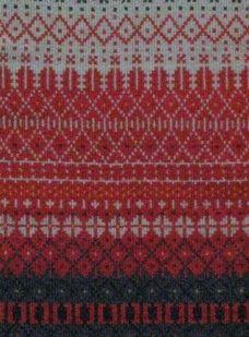 "Scandinavian weaving - Veronna Capone's ""Playground Chatter"""