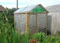Invernaderos caseros de botellas plasticas