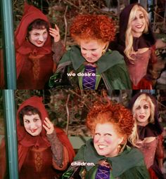 fall is coming!! Hocus Pocus time!!! @Kelly McNamara knows what i'm talking about.