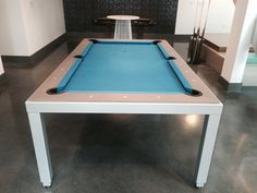 Aramith Fusion pool table, sold and installed by Everything Billiards. www.everythingbilliards.net