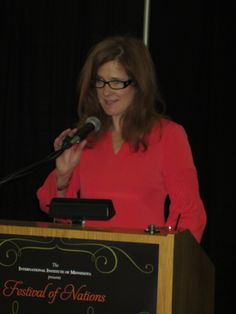 Executive Director Jane Graupman