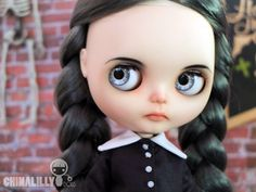 Wednesday Addams   by china-lilly *no FMs*