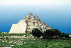Oxkintok, Yucatán, México.