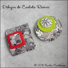 doodle jewelry....shrink dink