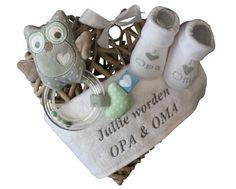 """Een hart om nooit te vergeten """"Jullie worden OPA & OMA"""" (Uil Rammelaar)"""