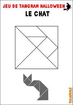 jeu de tangram imprimer gratuit tangram imprimable gratuitement halloween jeux blagues et. Black Bedroom Furniture Sets. Home Design Ideas