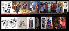 I prodotti di fabbricazione europea hanno modificato in manira sensibile l'abbigliamento dei nativi americani.