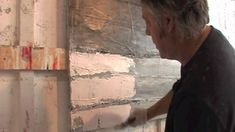 Robbert Fortgens - watch him paint abstracts     x     6:30