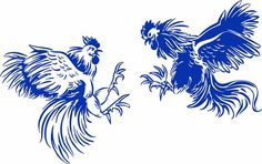 Fighting Chicken Rooster Cockfight Gamecocks Spurs Cockpit. Farm Car Truck Window Laptop Sign Vinyl Decal Sticker #Car #Cockfight #Gamecocks #Chicken #Truck #Sticker #Vinyl #Rooster #Fighting #Decal Rooster Stencil, Rooster Painting, Rooster Art, Fighting Tattoo, Fighting Drawing, Blue Ghost Rider, Arte Do Galo, Rooster Tattoo, Chicken Drawing
