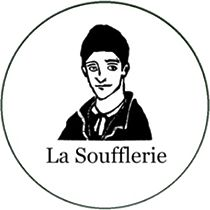 Verre Cul Relevé by La Soufflerie. A handmade drinking glass using only recycled glass and handblown by artisans using ancient glassblowing techniques. Small Studio, Drinking Glass, Bud Vases, Recycled Glass, Glass Design, Hand Blown Glass, Best Gifts, Artisan, Dry Goods