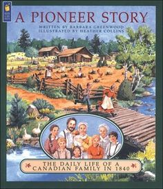 In an unusual blend of fiction and nonfiction, A Pioneer Sampler chronicles one year in the lives of the Robinson family. Illustrated historical notes enlarge on the social history and describe activi Pioneer Day, Pioneer Life, Laura Ingalls Wilder, Canadian History, American History, American Girl, Early American, Robinson Family, Westward Expansion