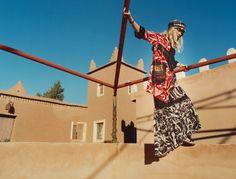 Angela Lindvall by Tom Craig for Porter Magazine #2 Summer 2014 16 | cynthia reccord