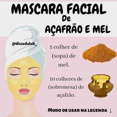 Make Beauty, Fashion And Beauty Tips, Beauty Skin, Health And Beauty, Face Skin Care, Homemade Skin Care, Facial Care, Beauty Recipe, Combination Skin
