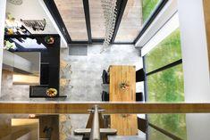 Van bovenaf gezien Van, Modern, Home, Trendy Tree, Ad Home, Homes, Vans, Haus, Vans Outfit