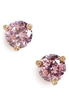 These shimmery Kate Spade stud earrings will make the perfect gift for Mom…