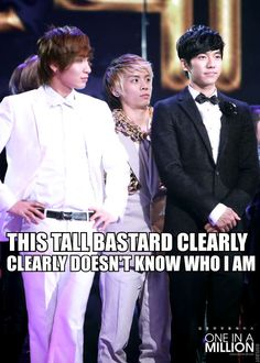 I love you Jonghyun, but that's Lee SeungGi... you can stay in the back, thank you very much for playing.