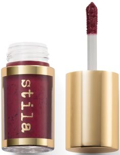 The Stila Shine Fever Lip Vinyl has a liquid lip formula with a trifecta of slick shine, high-impact color and long wear! Beauty Makeup, Eye Makeup, Lip Lacquer, Beauty Sale, Gloss Lipstick, Benzyl Alcohol, Party Shoes, Argan Oil, Berries