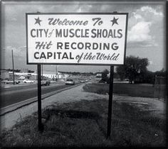 Recorded in Muscle Shoals