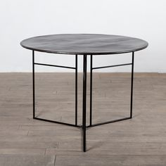 ennis handmade black metal dining table india overstockcom shopping the: 40 inch round pedestal dining table