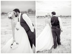 Corrie Kraft Photography  Black and White Bride and Groom Photos