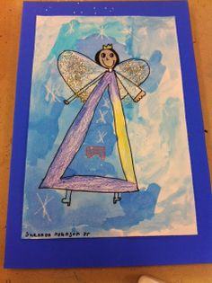 1st Grade Tooth Fairy Paintings